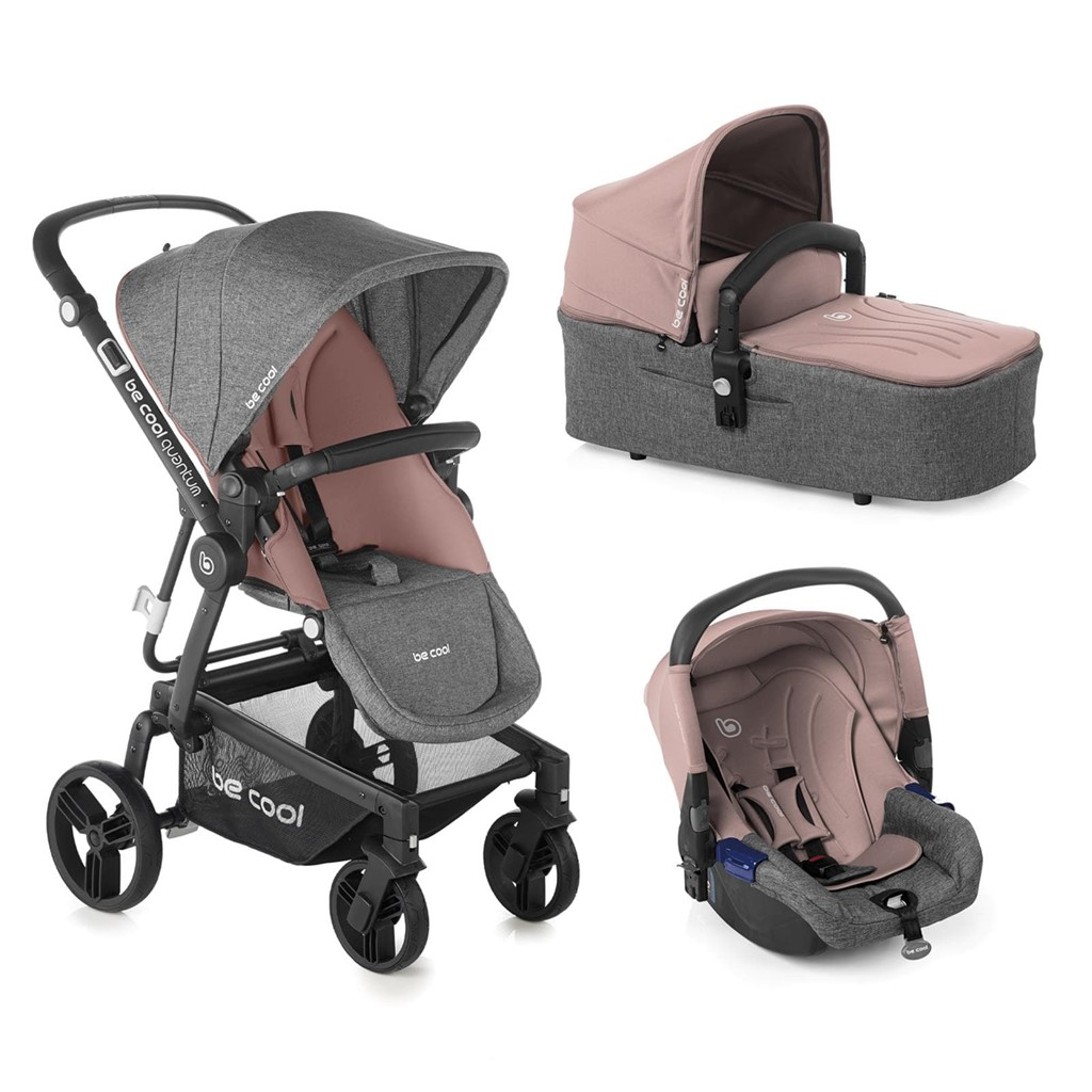 Foto 1 Cochecito Quantum stroller+Top plus+Zero de Be Cool