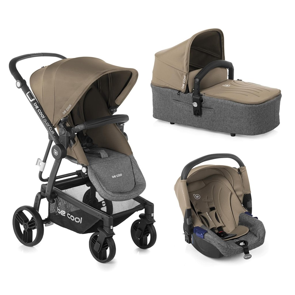 Foto 2 Cochecito Quantum stroller+Top plus+Zero de Be Cool